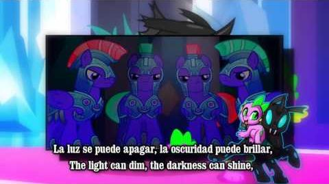 A Changeling Can Change (European Spanish)