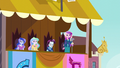 "Dean Cadance ""Canterlot is off to an early lead"" EG3.png"