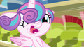 Flurry Heart with cheeks flapping in the wind S7E3.png