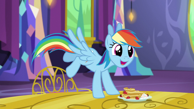 "File:Rainbow Dash ""there's gonna be cider?!"" S5E3.png"