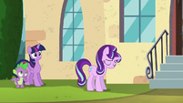 """Spike asks """"Why not?"""" S5E26"""