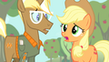 Applejack 'If you don't get the buckin' just right' S4E13.png