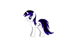 FANMADE Enigmatic Brony without sunglasses