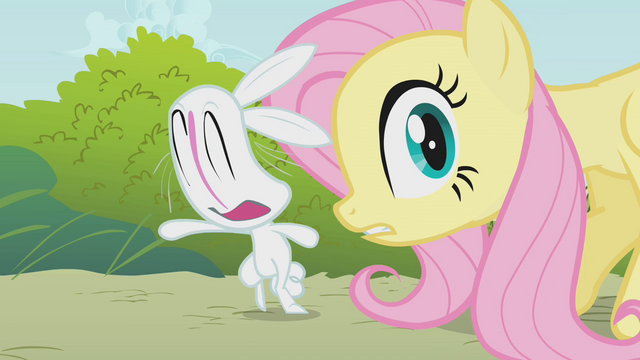 File:Fluttershy Angel smear S1E07.png
