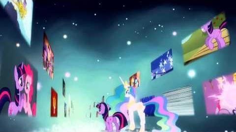 My Little Pony La Magia de la Amistad