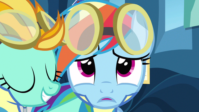 File:Rainbow Dash why! S3E7.png