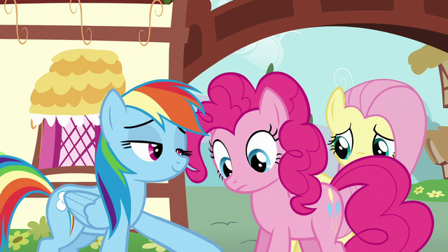 File:Rainbow removes Pinkie's photos from her face S6E11.png