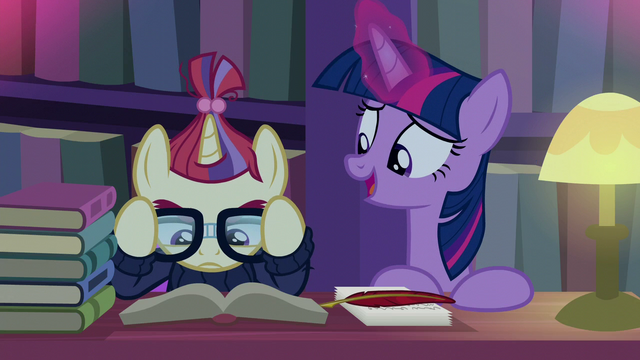 """File:Twilight """"'cause we're friends"""" S5E12.png"""