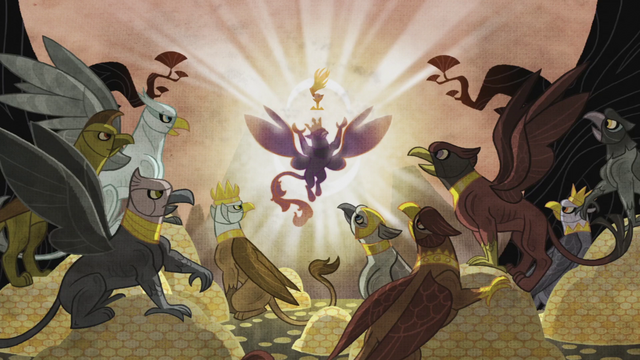 File:King Grover presents the Idol of Boreas S5E8.png