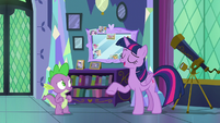 "Twilight ""Pinkie Pie's got that covered"" S7E1"