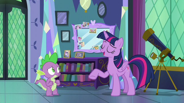 """File:Twilight """"Pinkie Pie's got that covered"""" S7E1.png"""