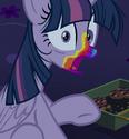 Twilight Sparkle zom-pony ID S6E15
