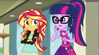Twilight surprised to hear about the Shadowbolts EGS1