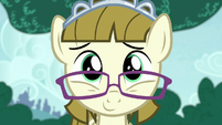 Zipporwhill looking adorable S7E6