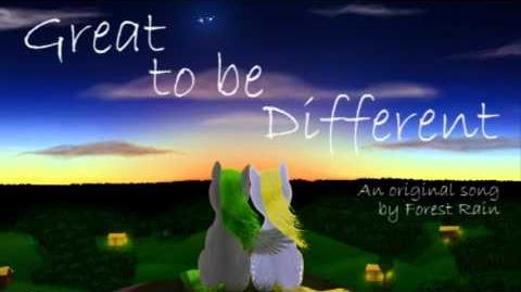 Great to be Different (Original by Forest Rain, feat