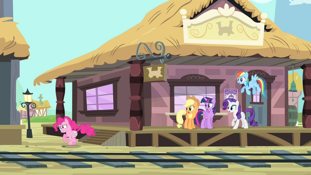 File:Pinkie Pie running for Fluttershy S4E11.png