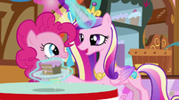 "Princess Cadance ""was it much trouble?"" S5E19"