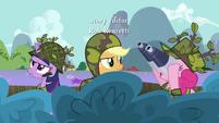 Pinkie Pie binoculars S2E21