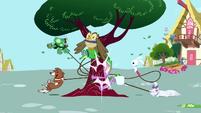 Tree Slam S3E11