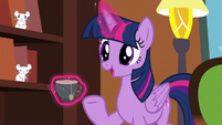 """Twilight Sparkle """"what are you gonna do now?"""" S7E5"""