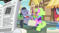 Diamond Cutter laughing at Rarity S7E14.png