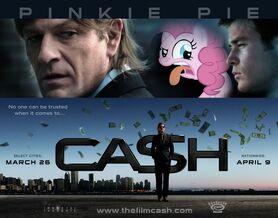 FANMADE Pinkie Pie cash movie