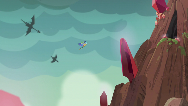 File:Spike and Ember gaining altitude S6E5.png