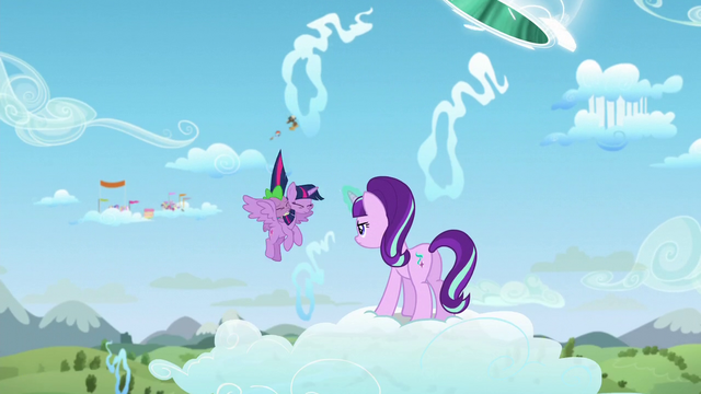 File:Twilight goes out of the portal with Spike S5E26.png