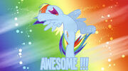 FANMADE Rainbow Dash AWESOME!!!