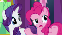 "Pinkie Pie ""you tell your party planner"" S7E1"