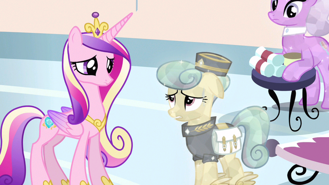 File:Princess Cadance hears news S3E12.png
