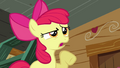 Apple Bloom 'I dunno about all that' S3E06.png