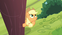 Applejack progress going bad S3E8