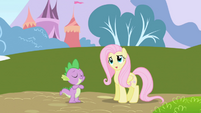 "Fluttershy ""That's just so incredibly wonderful"" S01E01"