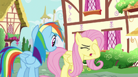 """Fluttershy """"my parents keep letting him"""" S6E11"""
