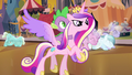 Princess Cadance victory at hand S3E2.png
