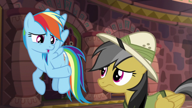 "File:Rainbow Dash ""he's usually right"" S6E13.png"
