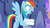 "Rainbow Dash ""sure thing, Starlight Glimmer"" S6E21"