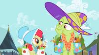 Apple Bloom and Granny Smith S2E12