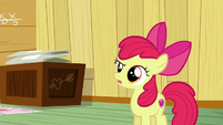 "Apple Bloom says ""Exactly"" S6E4"