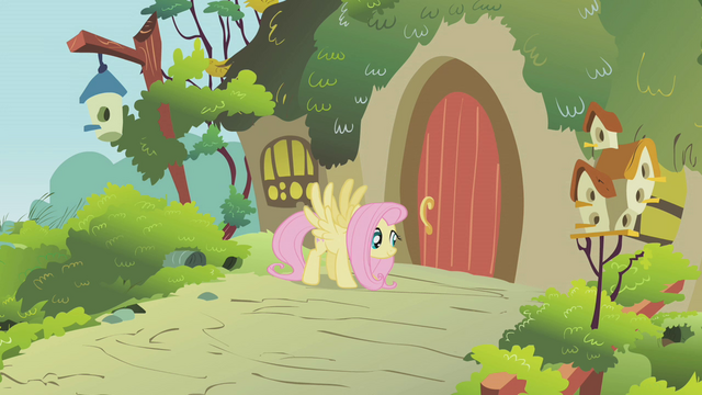 File:Fluttershy about to fly S1E10.png