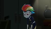 Rainbow Dash slumping with fatigue EGS2