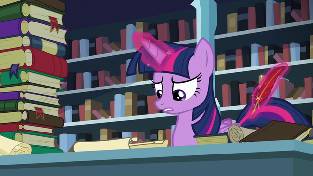 File:Twilight about to write down on a piece of paper S6E2.png