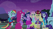 "Twilight and friends ""look out for her"" EG"