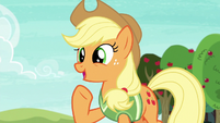 "Applejack ""you can have all the fun you want"" S6E18"