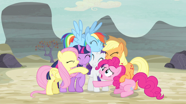 "File:Pinkie Pie ""this feels like an ending"" S5E2.png"