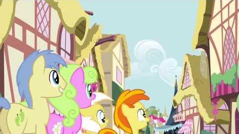 Polish My Little Pony Pinkie The Party Planner Song HD