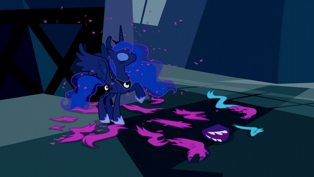 File:Princess Luna appears from inside the dress S5E13.png