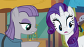 Maud Pie pointing at the ground S6E3.png