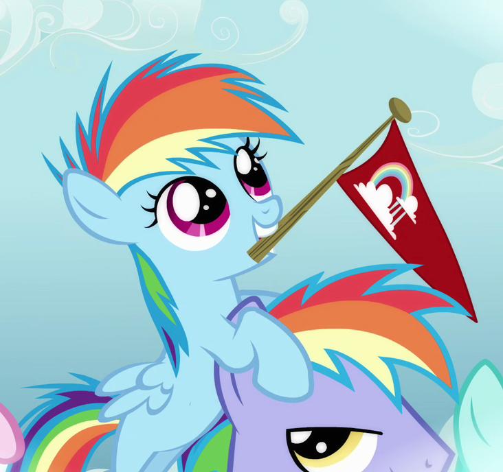 Rainbow Dash  My Little Pony La Magia de la Amistad Wiki
